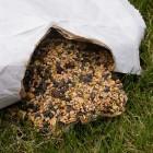 Vogelvoer voor buiten - 10kg (2x 5kg) - 8 soorten granen en zaden